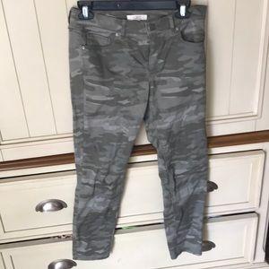 Loft Camp Skinny Jeans